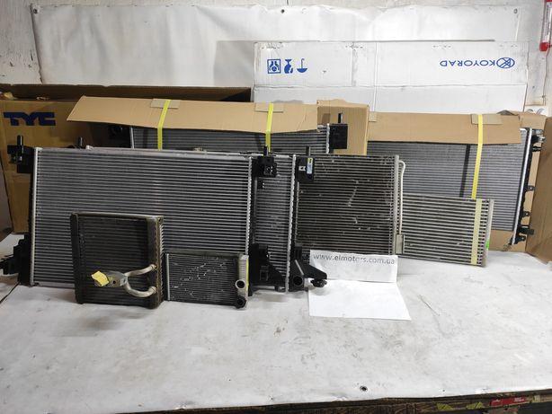 Радиатор охлажден батареи двигателя рамка диффузор Chevrolet Volt 1-2