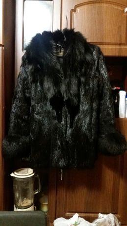 Шуба,полушубок песец натуральный,куртка,пуховик,парка,жилетка меховая
