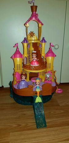 Disney Jej wysokość Zosia Wakacyjny Pałac Zosi +GRATISY