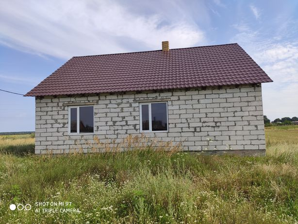 Новий будинок у Зарудчі (Любешів)