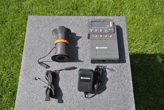 Gardena sterownik nawadniania 4040, czujnik deszczu 1189