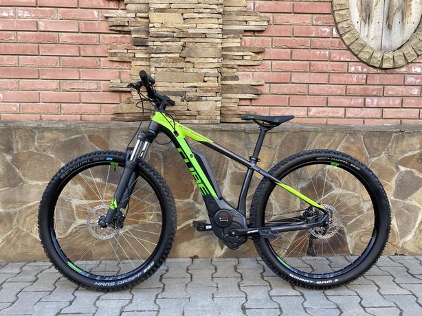 Продам ebike bosch електровелосипед Cube Reaction Pro 500 2019