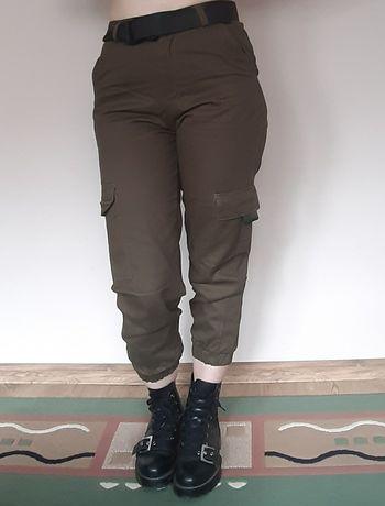 Spodnie w stylu koreańskim