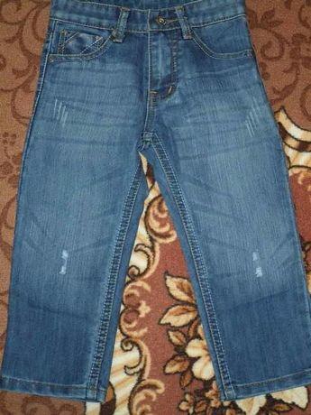 Стильные джинсы для мальчиков TT kids.