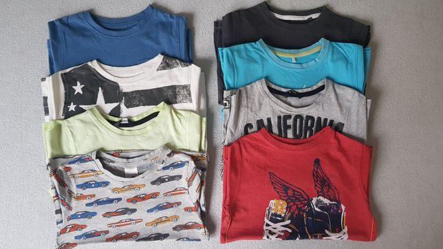 T-shirty koszulki 104 bluzki bluzka koszulka Next George i inne