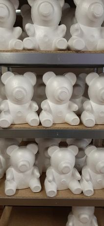 Пенопластовие мишки (заготовки )