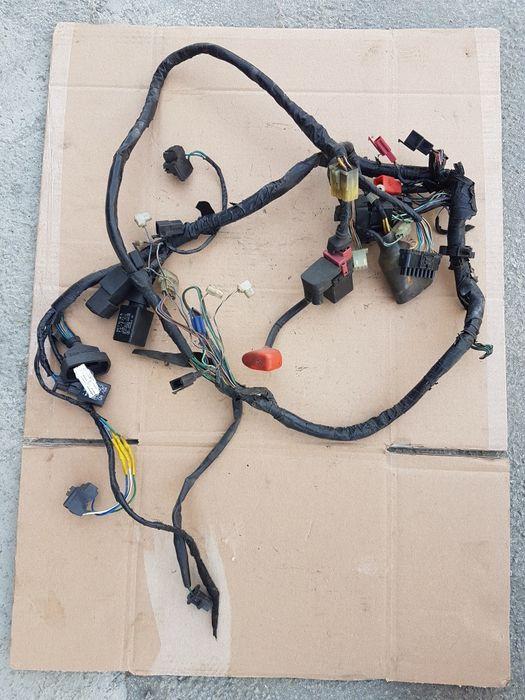 Wiązka elektryczna instalacja honda cbr 900rr sc33 Sobieszczany - image 1