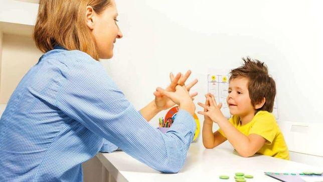 Логопедическая реабилитация  детей(РАС)
