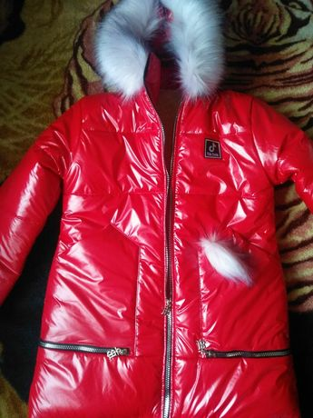 Зимние куртки, детские
