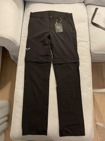 Salewa Talveno 2 DST 2/1 spodnie trekkingowe męskie rozmiar 50