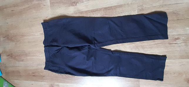 Spodnie capri 3/4 eleganckie 40 FF