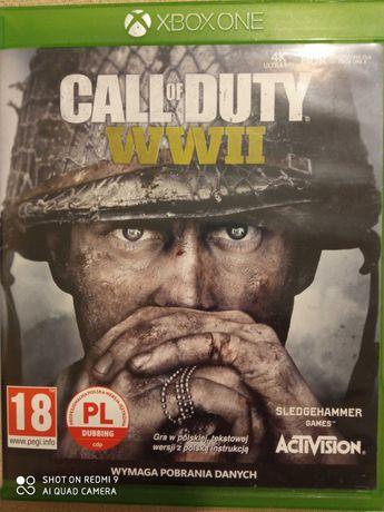 Gra Call Of Duty WWII Xbox Dubbing