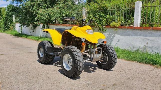 Квадроцикл SMC Barossa Rex 200