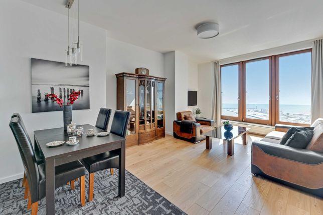 Sea Towers luksusowy apartament z pięknym widokiem