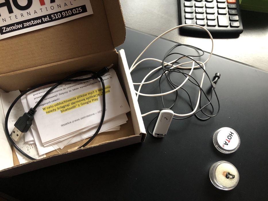 Mikro słuchawka bezprzewodowa z pętlą indukcyjną hotta Kutno - image 1