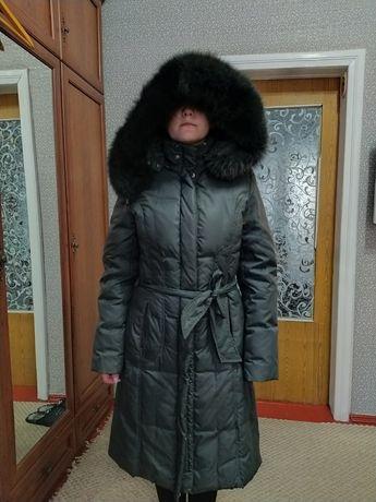 Зимовий  пуховик