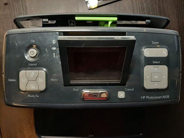 Impressora portátil HP photosmart A618