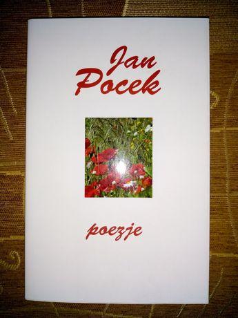 Jan Pacek - Poezje. NOWA!