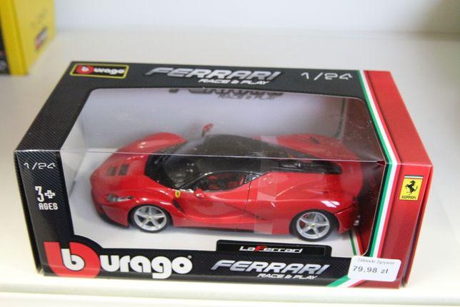 Bburago 1:24 Ferrari