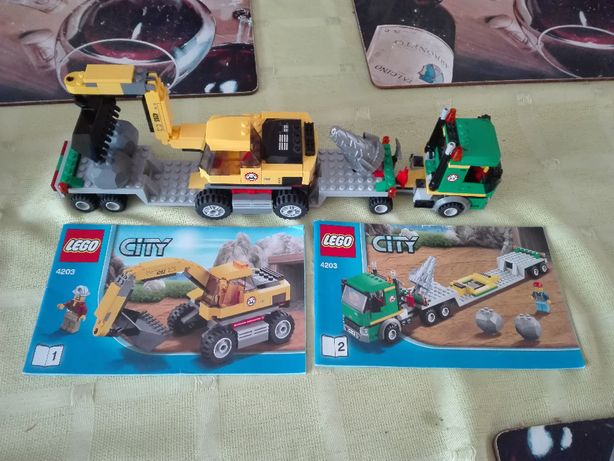Zestaw lego 4203
