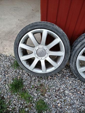 Felgi z oponami 18 audi S-Line RS 4 (Audi , VW , Skoda , Seat)