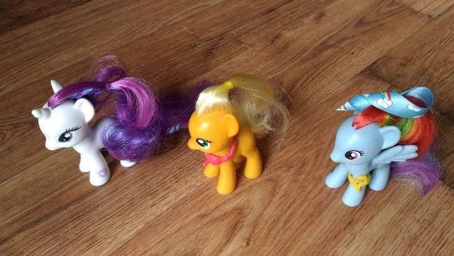 kucyki My Little Pony-3 sztuki