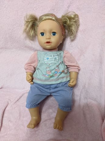 Кукла София, сестра Анабель. Baby Annabell. Zapf.