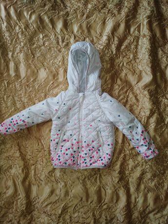 Детская куртка осенне-весенняя