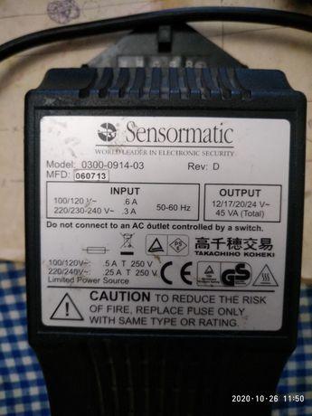 Блок питания Sensormatic от 12до 24 вольт