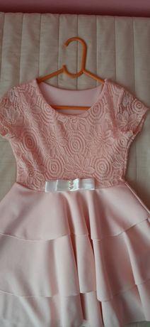 Śliczna sukieneczka 122