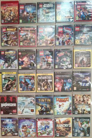 Продам  игры Playstation 3  ps3