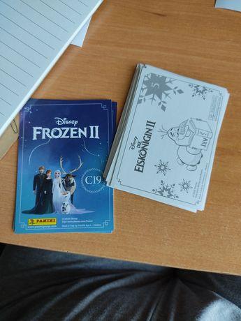 Cromos e Cartas Frozen Cristal Album