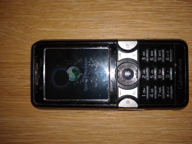 """Sprzedam telefon """" Sony Ericsson K550i """"z wszystkimi doda"""