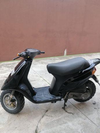 Gilera typhoon scooter 50cc