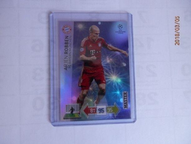 Karta Champions League 2012/2013 Master Arjen Robben