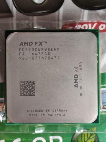 Процессор AMD FX-8300 Black Edition 8 ядер 3,3ГГц кэш 16M АМ3+
