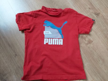 Koszulka puma 140
