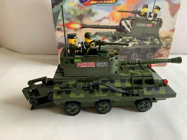 Конструктор танк бтр лего brick 0278 lego