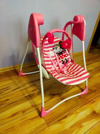 Huśtawka bujaczek leżaczek dla niemowląt