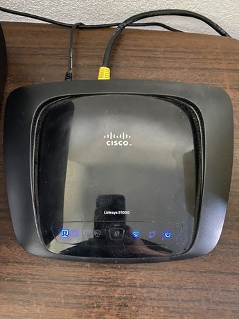 Router Cisco Linksys E1000