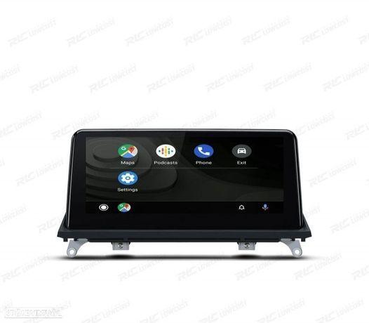 AUTO RADIO GPS PARA BMW X5 E70 (07-10), X6 E71 (07-10)