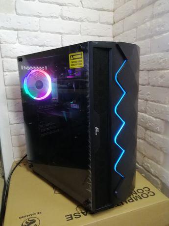 Игровой компьютер Ryzen 5 3600 GTX1080 16gb SSD120gb HDD1000gb