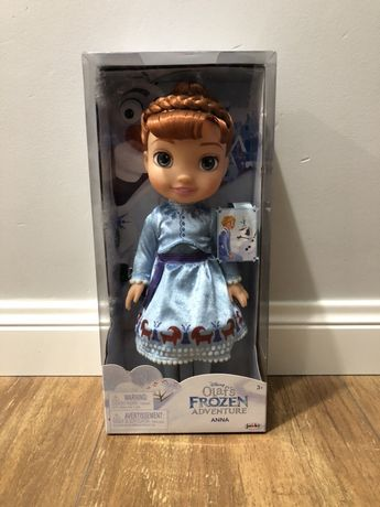 Lalka Anna Frozen od jakks NOWA