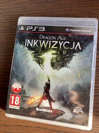 Dragon Age Inkwyzycja PS3