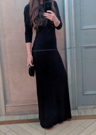 вечерние платье  с открытой спиной