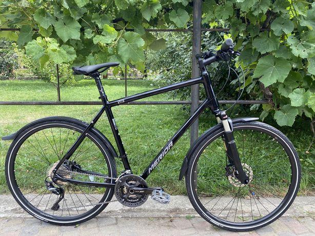 """Велосипед Merida Cross Way привезений з Німеччини 28"""" 2021 рік"""