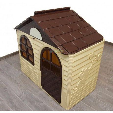 Акция !! New ! Игровой детский домик пластиковый 129×69х120 Doloni