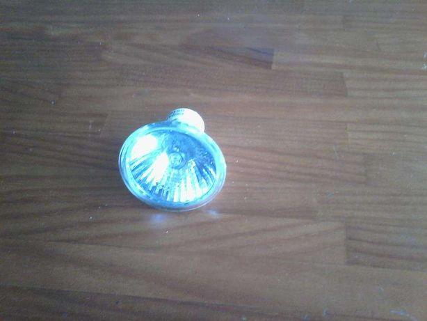 vendo lampadas ecologicas Gu 10 50w cor branca