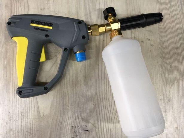 Професійний пінник на Karcher HD 5/15C . Пенная насадка