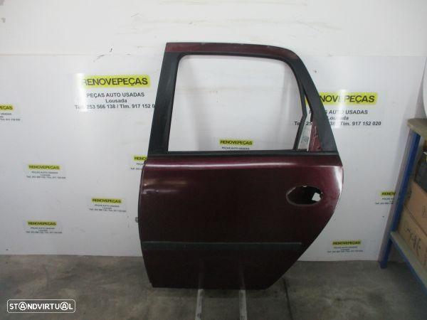 Porta Trás Esq Opel Meriva A Veículo Multiuso (X03)